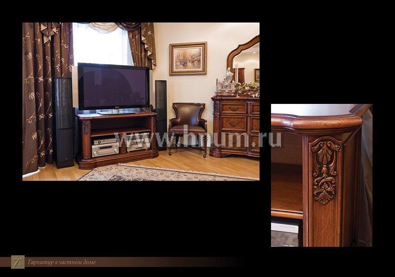 Фотоальбом дизайн-студии - мебельный гарнитур в загородном доме