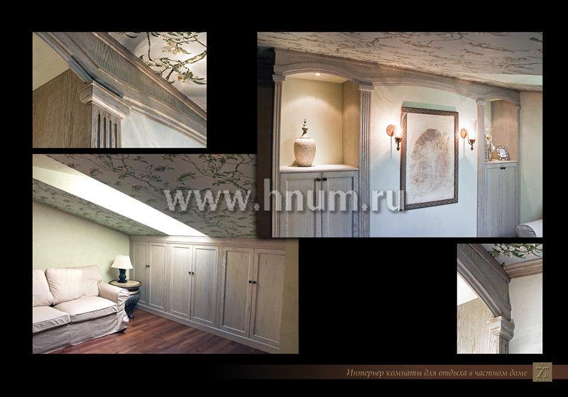 Фотоальбом дизайн-студии - интерьер и мебель в частной квартире