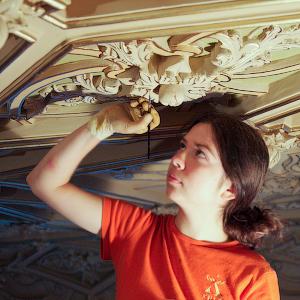 Роспись и декорирование лепнины - изготовление, заказать
